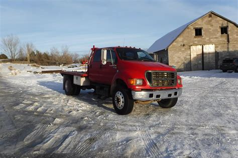 ford f750 flatbed trucks in colorado for sale used trucks