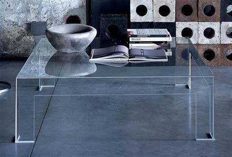 Atlantis Coffee Table Square Top 80 X 80 Cm By Glas Italia Atlantis Coffee Table