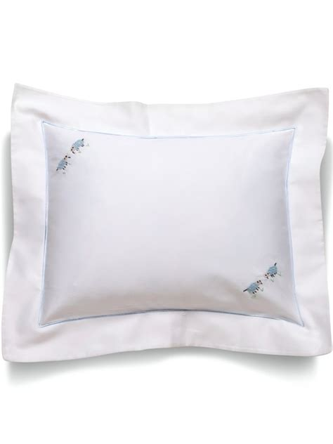 Boudoir Pillow Cover by Boudoir Pillow Covers Embroidered