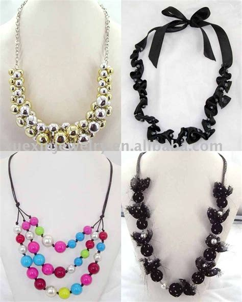 Necklace Handmade Design - handmade beaded jewelry designs ideas jewelry