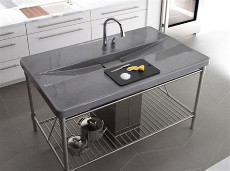18 but cool kitchen sink design ideas