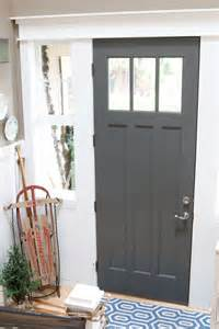 interior door colors best 25 inside front doors ideas on front