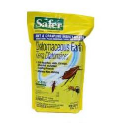 diatomaceous earth food grade home depot safer brand 4 lb diatomaceous earth ant and crawling
