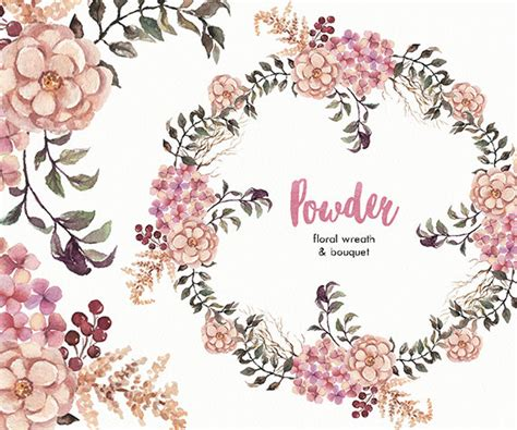 ceramic decals vintage style flower floral bunch design ebay watercolor flowers wreath bouquet clip art floral