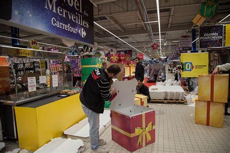 Deco De Noel Carrefour by Decoration Noel Exterieur Carrefour D 233 Coration De No 235 L