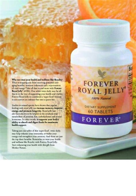 Royal Jelly And Detox by 42 Best Forever Living Images On Forever