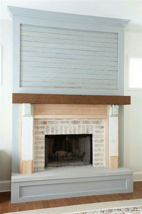 Fireplace Shiplap The 25 Best Ideas About Shiplap Fireplace On