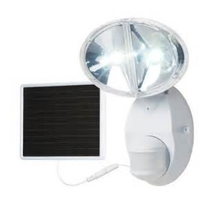 led security light solar all pro solar led motion security light