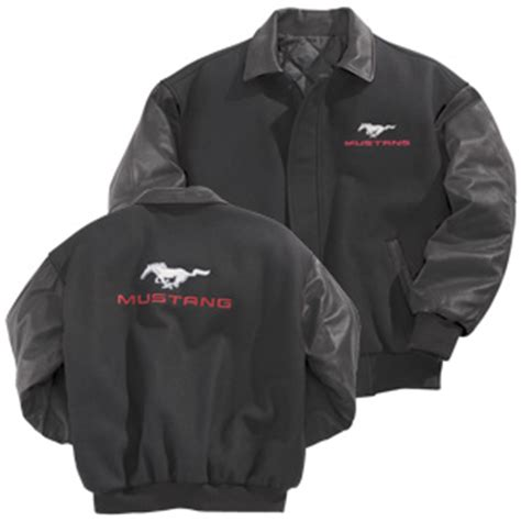 leather jacket the mustang source ford mustang forums