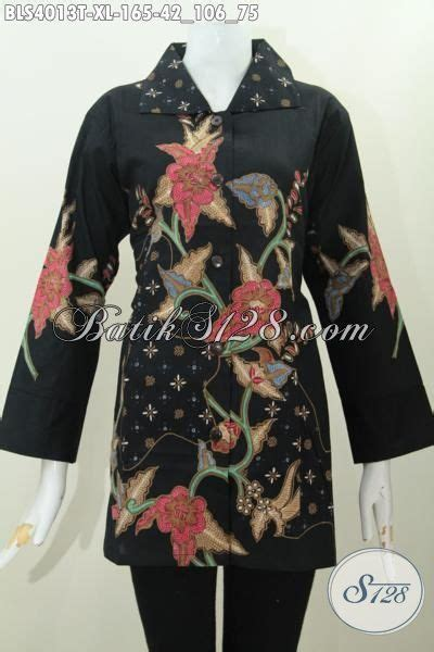 Baju Ukuran Xl Baju Blus Batik Ukuran Xl Untuk Wanita Dewasa Hadir