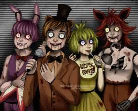 Five nights at freddy s by nasuki100 on deviantart