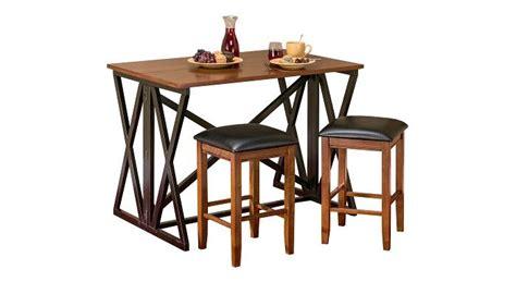 slumberland counter height table slumberland furniture collection 3 pc breakfast