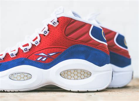 1996 reebok basketball shoes only 1 996 pairs of the reebok question quot banner quot will