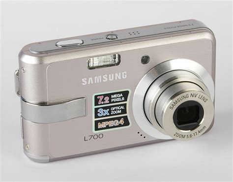 Kamera Digital Samsung L700 samsung l700 vs pentax optio m30 digital review