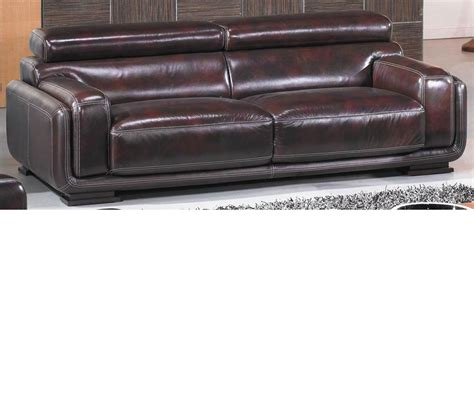 modern leather sofa sets dreamfurniture com bo 3919 modern leather sofa set