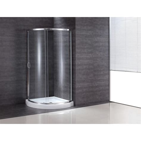 Wall Slide Doors Home Depot by Ove Decors 34 In X 34 In X 76 In Shower Kit With