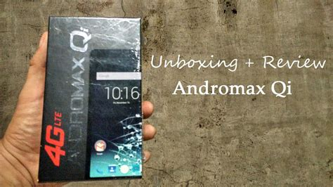 Softcase Andromax Qi Jelly Smartfren Qi unboxing review smartfren andromax qi