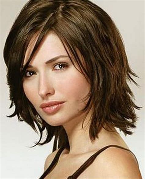 2015 updated shag medium length hairstyles with bangs older women