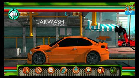 sports car orange racing car  kids car games youtube