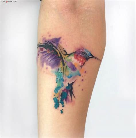 aqua bird tattoos and photo aqua bird tattoos