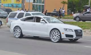 Audi A7 On 24s Ace 1 White Audi A7 On 24 Quot Amaniforged