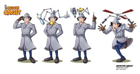inspector gadget inspector gadget