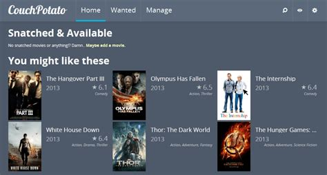 couch potato xbmc install couchpotato on ubuntu in few simple steps