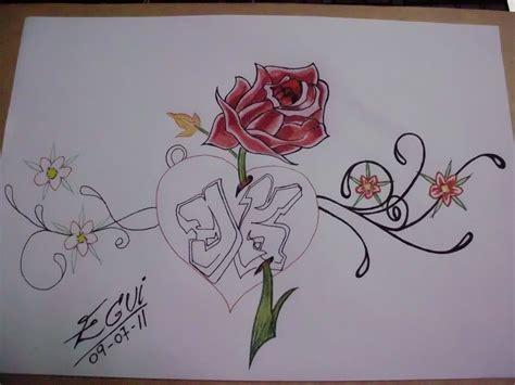 imagenes de corazones sencillos dibujos a lapiz faciles de hacer paso a paso corazones