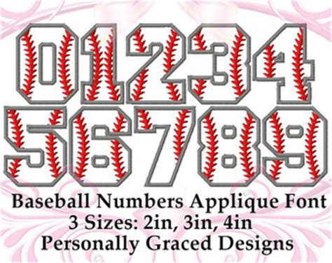 baseball pattern font baseball number font www pixshark com images galleries