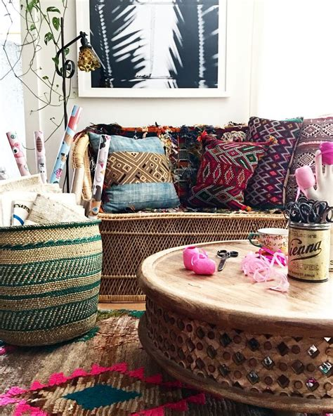 Bohemian Inspired Decorating 3698 Best Images About Bohemian Decor Style On Bohemian Style Peacock Chair