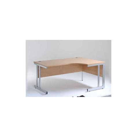 ergonomic home office desks momento ergonomic corner radial desk with cantilever frame
