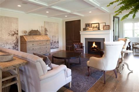 Modern Antique Living Room by Traditional Modern Vintage Traditional Living Room