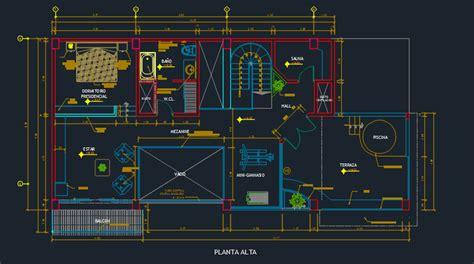 hotel suite  gym  floor plans  dwg design section