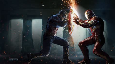 captain america vs wallpaper civil war wallpapers gzsihai com