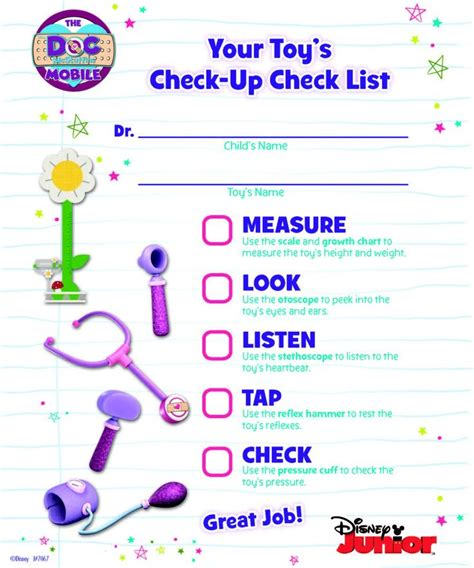 Doc Mcstuffins Worksheets by Pin By King On Doc Mcstuffins Bday