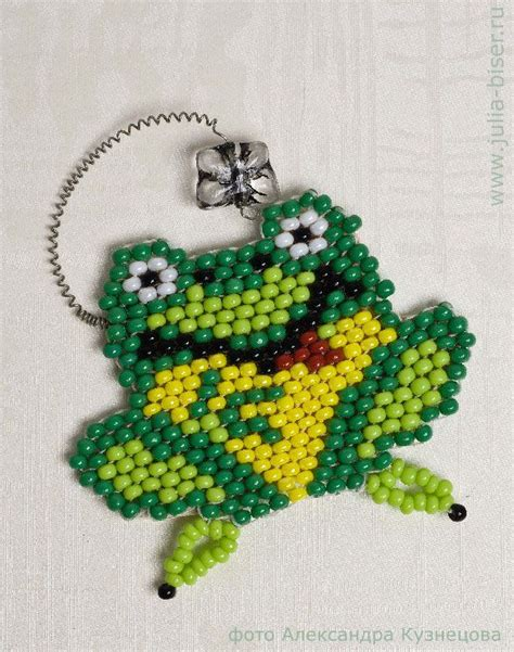 the beaded frog 17 best images about peyote on loom