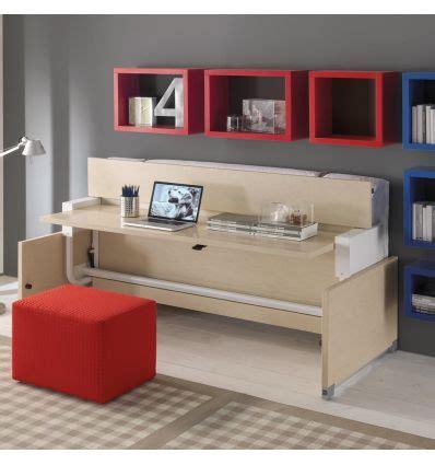 letti a con scrivania all in one letto a scomparsa singolo con scrivania scrittoio