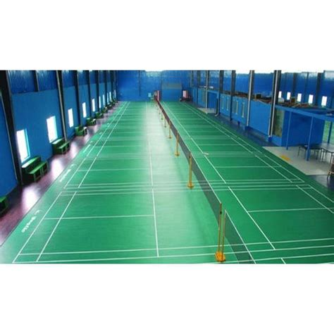 badminton flooring badminton court construction
