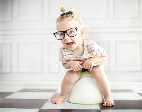 going to the bathroom naked elimination communication how to potty train without