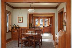 Bungalow Dining Room St Paul Bungalow Remodel Craftsman Dining Room Minneapolis By David Heide Design Studio