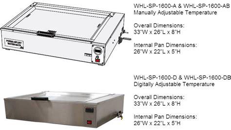 Kiyosaki Water Sp 1600 1600 series water bath splint pans free shipping