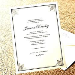 Invitation Letter For Wedding Dinner Invitation Letters Templates Cloudinvitation