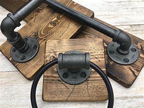 rustic bathroom hardware 25 best ideas about rustic industrial decor on pinterest rustic industrial