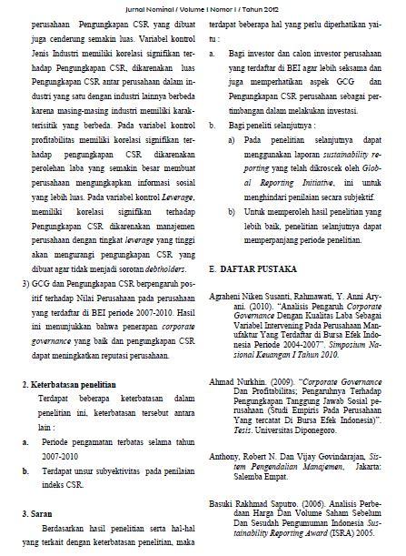 skripsi akuntansi jurnal judul skripsi akuntansi audit pengaruh ndang kerjo