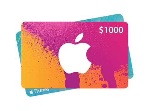 What Can You Do With A Itunes Gift Card - psst we re giving away 1 000 itunes gift cards deals cult of mac