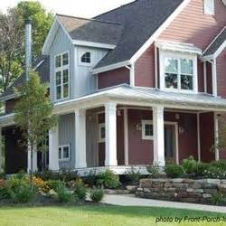 Country Style House With Wrap Around Porch Country Porches Wrap Around Porches Farm House