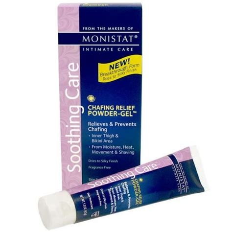 monistat chafing relief powder gel reviews photos