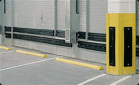Parking Garage Protection by Speed Bumps Pawling