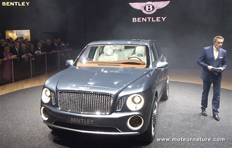 bentley suv 2018 an electric bentley suv with a range extender in 2018