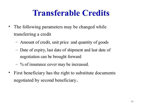 Letter Of Credit Pricing Letter Of Credit